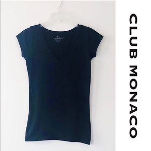 🛍Bundle Me!🛍 Club Monaco black T-shirt